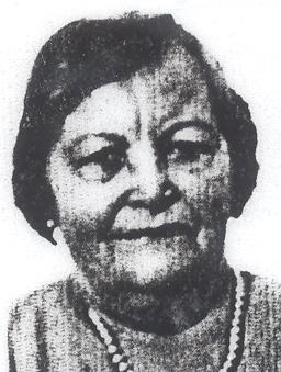 Mª de los Angeles González Quevedo