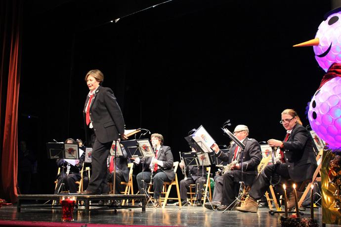 Concierto de Navidad de la Banda de Música de ...