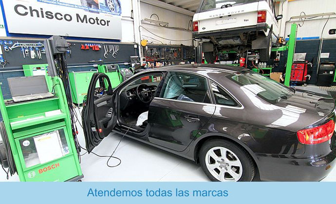 Chisco Mortor Bosch Car Service