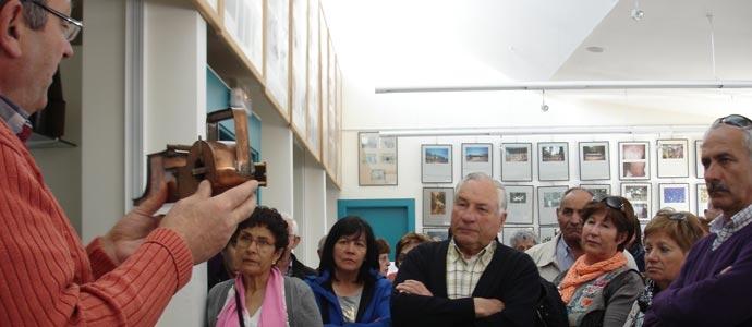 La Asociación de Apicultores Campurrianos viajó a Toledo y Cuenca