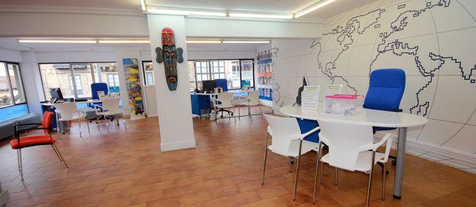 Barcel viajes abre una oficina en reinosa for Oficina de viajes