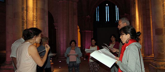 Los sonidos del románico dan paso a la caligrafía medieval