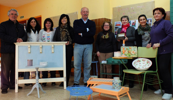 Clausurado el taller de restauraci n y reciclaje de muebles - Taller de restauracion de muebles ...